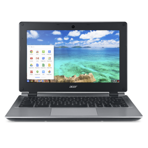 "Acer Chromebook C730E 11.6"" HD Display Laptop"