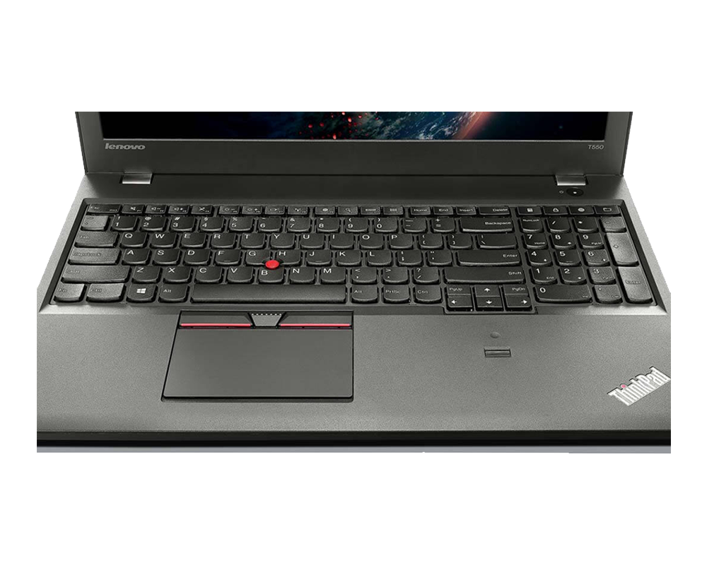 "Lenovo ThinkPad T550 15.6"" FHD Intel Core i7 Laptop"