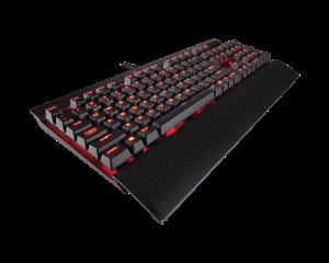 Corsair K70 Gaming Rapidfire Mechanical Keyboard - Cherry MX Speed