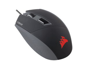 Corsair Katar Gaming Mouse 8000DPI Ambidetrous Backlit - Red