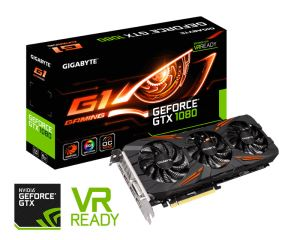 GIGABYTE GeForce GTX 1080 G1 Gaming, 8GB GDDR5X