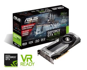 ASUS GeForce GTX 1070 Founders Edition