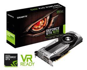 Gigabyte GeForce GTX 1070 Founders Edition