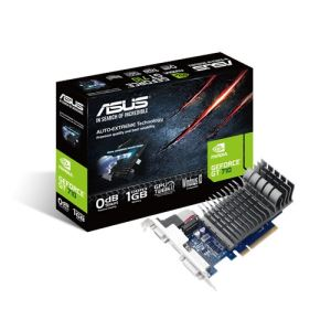 Asus Geforce GT 710 1GB Silent 0dB Graphics Card