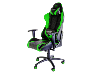 ThunderX3 TGC15-BG Gaming Chair - Black & Green