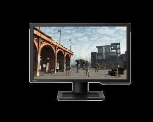 "24"" BenQ 144Hz Gaming Monitor 1MS 12M:1 VGA/DVI/HDMI"