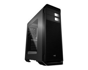 Aerocool Aero-500 Mid Tower Case with Window - Black