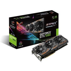 Asus GeForce GTX 1080 Strix A Gaming Graphics Card