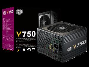 Cooler Master Vanguard 750W 80+ Gold Fully Modular PSU