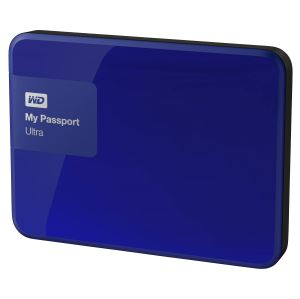 "Western Digital 4TB Ultra 2.5"" External HDD USB 3.0 - Blue"