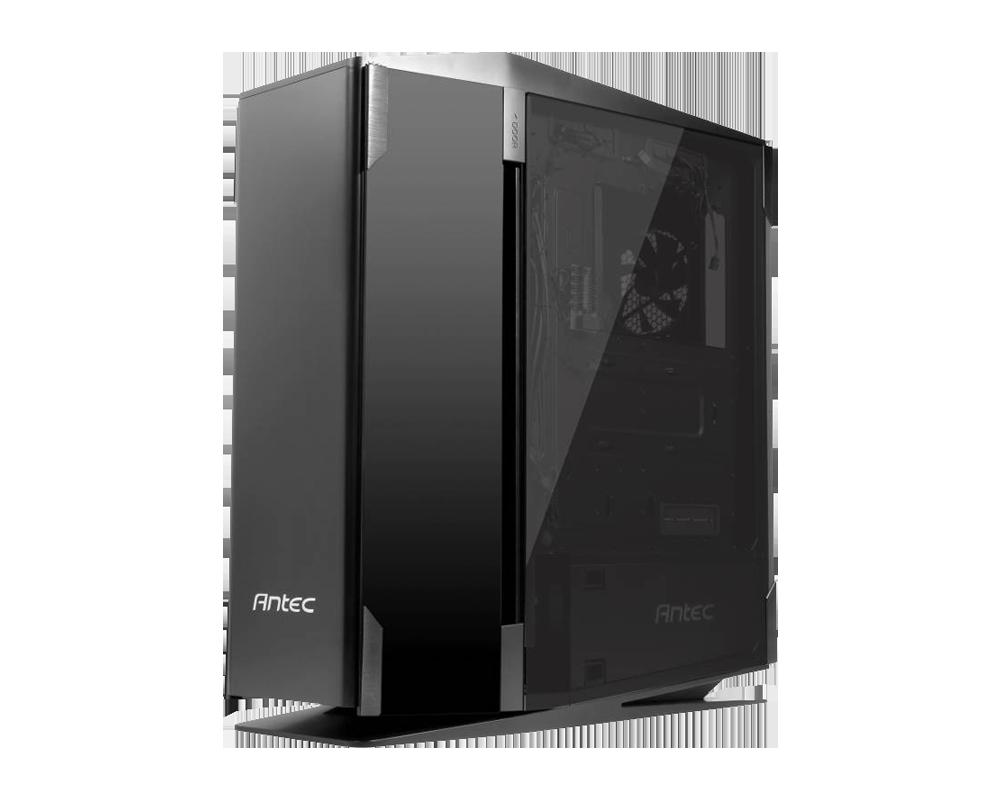 Antec S10G Signature Series Glass Paneled Full Tower Case - Black