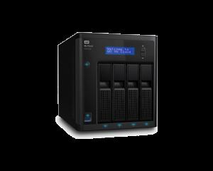 WD My Cloud EX4100 32TB 4-Bay Expert Series NAS