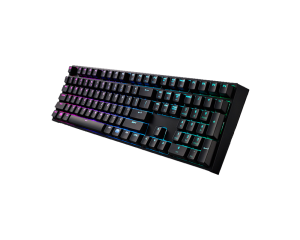 Cooler Master Masterkeys Pro L RGB Gaming Keyboard - Cherry MX Blue