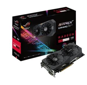 ASUS Strix Radeon RX 470 OC Gaming Graphics Card
