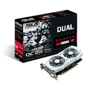 Asus Radeon RX 460 2GB Dual OC Gaming Graphics Card