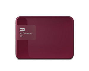 WD My Passport Ultra 4TB - Berry