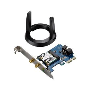 Asus Dual-Band Wifi-AC1200 Bluetooth 4.0 PCIE Adapter