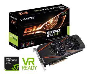 GIGABYTE GeForce GTX 1060 G1 6GB Graphics Card