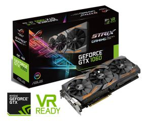 ASUS GeForce Strix ROG OC GTX 1060 Strix 6GB