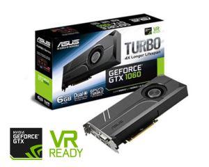 ASUS GeForce GTX 1060 TURBO 6GB