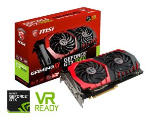 MSI GeForce GTX 1060 6GB Gaming X