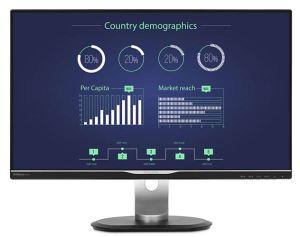 25'' Philips IPS 2560x1440 USB-C Monitor