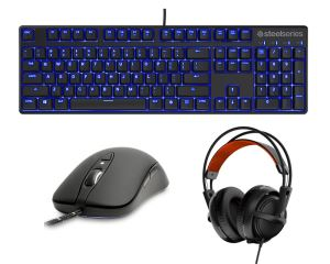 Steelseries Gaming Bundle