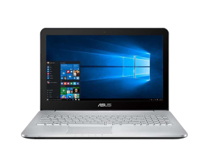 "ASUS N552VW 15.6"" UHD 3840x2160 Display Intel Core i7 Laptop (Upgraded 120GB SSD)"