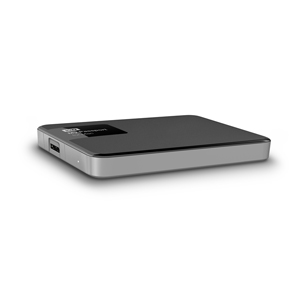 3TB Western Digital My Passport For Mac Portable 2.5'' External HDD - Silver