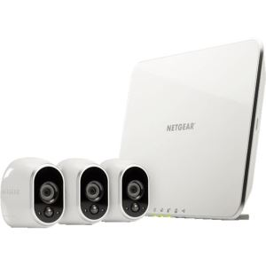 Netgear Arlo Wire-Free Home Security - 3 Camera System