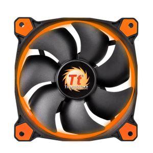 120MM Thermaltake RIING Orange LED Rad Fan
