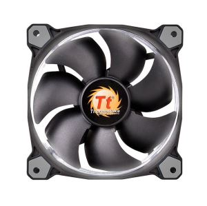 140MM Thermaltake White LED RIING Rad Fan