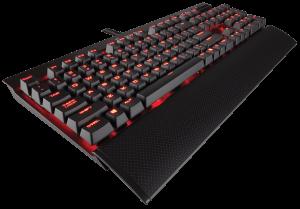 Corsair K70 Gaming Keyboard MX Red - LUX