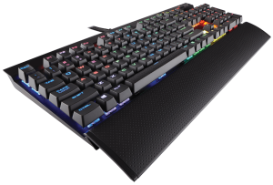 Corsair K70 Gaming RGB LUX Cherry MX Red Mechanical Keyboard