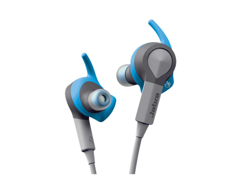 jabra sport coach wireless bluetooth earbuds blue 100 97500001 40 centr. Black Bedroom Furniture Sets. Home Design Ideas