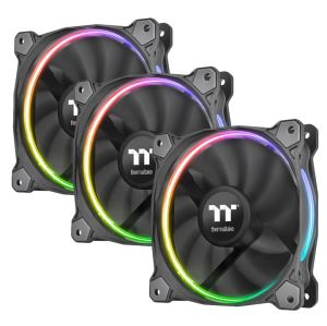 Thermaltake RIING 120MM LED 256 Colour Fan TT Premium Edition