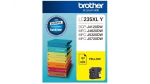 Brother LC-235XLY Yellow