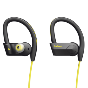 Jabra Sport Pace Bluetooth Earbuds - Yellow