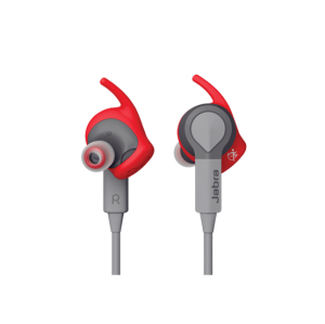 Jabra Sport Coach Bluetooth Earbuds - Red