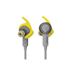 Jabra Sport Coach Bluetooth Earbuds - Yellow