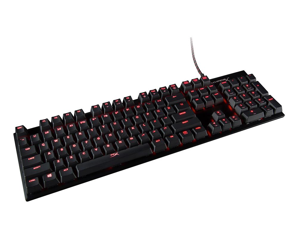 Alloy Elite Mechanical Gaming Keyboard  HyperX