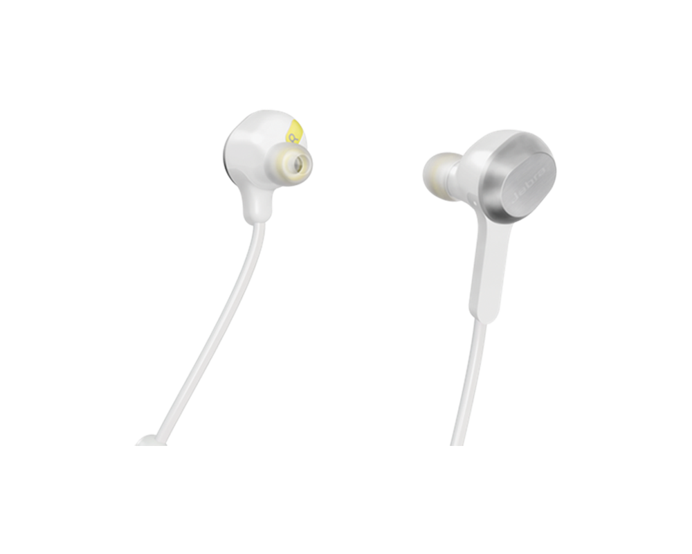 jabra sport rox wireless bluetooth earbuds white 100 96400002 40 centre com best pc. Black Bedroom Furniture Sets. Home Design Ideas