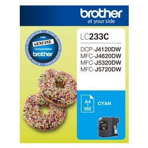 Brother LC-233C Cyan