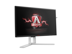 "AOC 27"" AGON AG271QX 2560X1440 144HZ 1MS FreesSync Monitor"