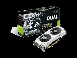 ASUS Dual GeForce GTX 1060 6GB Graphics Card