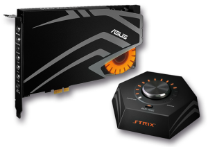Asus Strix Raid Pro 7.1 PCI-E Gaming Sound Card