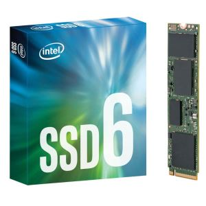 128GB INTEL 600P SERIES, M.2 (2280) PCIe 3.0 NVMe 80MM