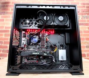 Centre Com 'The Devil 303 1080' Gaming System