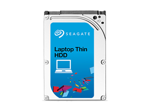 "Seagate 500GB Momentus Thin 2.5"" 7200RPM HDD"
