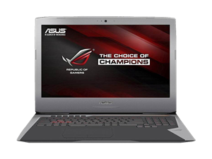 "ASUS G752VM 17.3"" FHD Intel Core i7 Gaming Laptop"